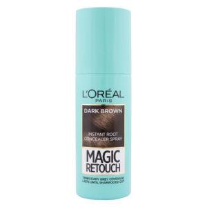 Sprej za prekrivanje narastka Magic Retouch, dark brown