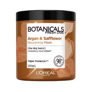 Maska Botanicals za lase, bogata negovalna, 200ml
