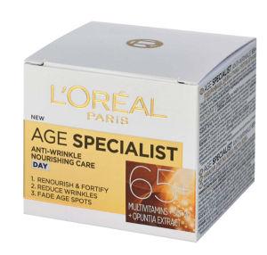 Krema L'oreal, Age specialist, dnevna, 65+, 50ml