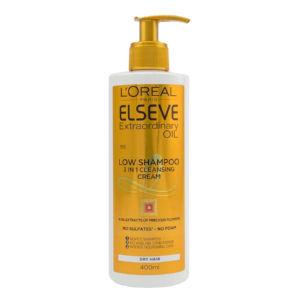 Šampon Elseve, Extraordinary oil, 400ml