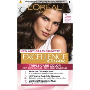 Barva Excellence, dark brown 300