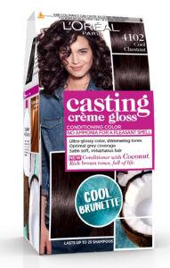 Barva za lase L'Oreal Casting Creme Gloss 410