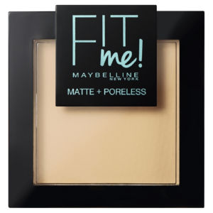 Puder Maybelline Fit Me Matte&Porelass 115, Ivory