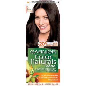 Barva Garnier, Naturals 3