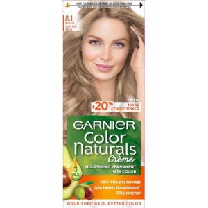 Barva Garnier, Naturals 8.1