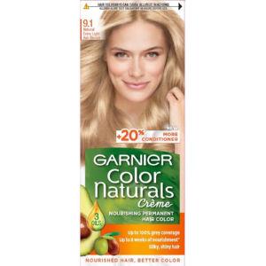 Barva Garnier, Naturals 9.1