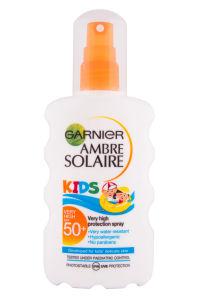 Mleko Ambre Solaire, Kids, color v spreju, ZF 50, 200ml