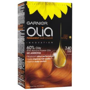 Barva za lase Garnier, Olia 7,40