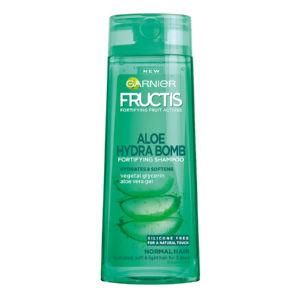 Šampon Fructis, Aloe hydra bomb, 400ml