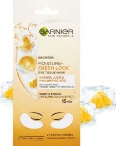 Maska za predel okoli oči Garnier, Skin Naturals Moisture + Fresh Look, 6 g