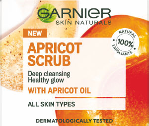Piling Garnier 2v1 apricot, 50ml