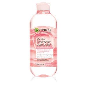 Micelarna voda Garniere Skin nat rosewater micellar, 400ml