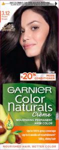 Barva Garniere, Color naturals, 3.12
