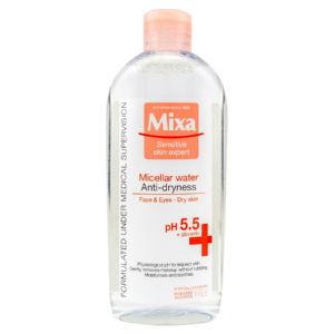 Micelarna vodica Mixa, za suho kožo, 400ml