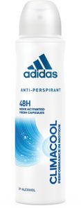 Dezodorant Adidas, žen., climacool, 150ml