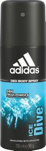 Dezodorant Adidas, moški, Ice Dive, 150ml