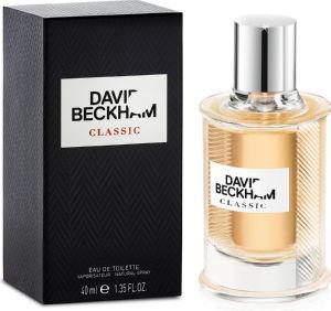 Toal.voda David Beckham, Classic, 40ml