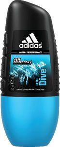 Roll-on Adidas, moški, Ice Dive, 50ml