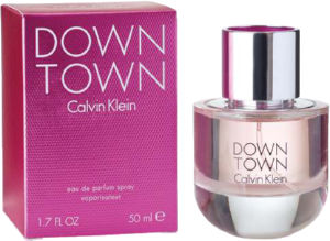 Parf.voda Calvin K., Downtown, žen., 50ml
