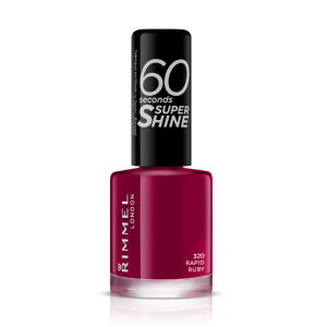Lak za nohte Rimmel, 60sec – 320 Rapid Ruby