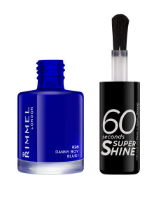 Lak za nohte Rimmel, 60sec – 828 Danny boy blue