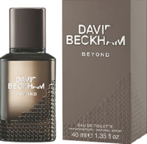 Toal.voda David Beckham, Beyond, 40ml