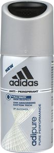 Dezodorant Adidas, moški, mini, 35ml