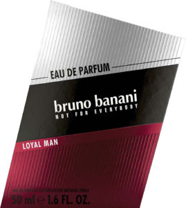 Parf.voda Bruno Banani, Loyal man, 50ml