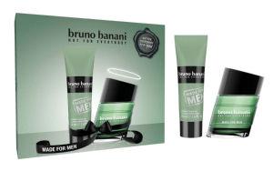 Darilni set Bruno Banani, Made for man, toaletna voda 30 ml + gel za tuširanje 50 ml
