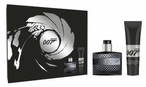 Darilni set James Bond 007, For man, toaletna voda 30 ml + gel za tuširanje 50 ml