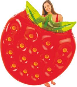 Blazina jagoda napihljiva, 160x150x18cm