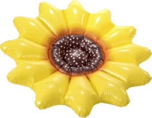 Blazina sončnica napihljiva, 165x165cm