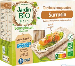 Kruhki BioJardin, ajdovi, 150g