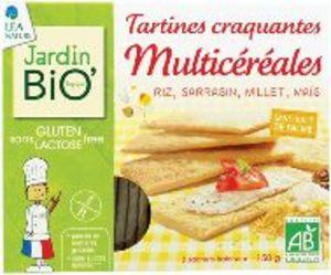 Kruhki Bio Jardin, multižita, 150g