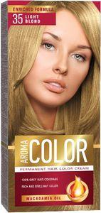 Barva za lase Aroma, color, 35 svetlo blond