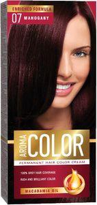 Barva za lase Aroma, color, 07 mahagoni