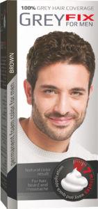 Barva Aroma, rjava za prekrivanje sivih las