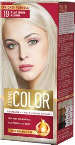 Barva za lase Aroma Color 19 platinum blond, 45ml