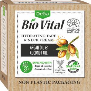 Krema za obraz in dekolte Bio Vital, vlažila 35+, 50 ml