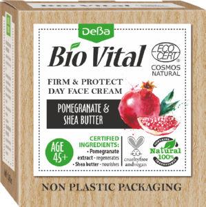 Krema za obraz Bio Vital učvrstitvena in zaščitna 45+  , 50ml