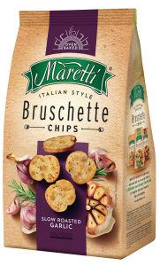 Bruschette Maretti, česen, 150 g