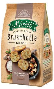 Bruschette Maretti, gobe, 150g