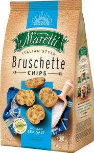 Bruschette Maretti, morska sol, 150g
