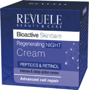 Krema Revuele, Bioctiv s peptidi in retionolom, nočna, 50ml