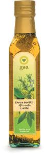 Olje Gea, oljčno z zelišči , 0,25l