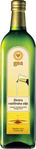 Ekstra rastlinsko olje Gea, z Omego-3 in Omego-6 maščob. kislin.