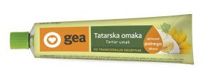 Tatarska omaka Gea, tuba, 165g