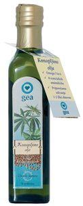 Olje Gea, konopljino, 0,25l