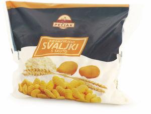 Krompirjevi svaljki Pečjak s skuto, 1 kg