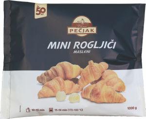 Rogljički Pečjak, Francoski, mini, masl., zamrznjeno, 1 kg